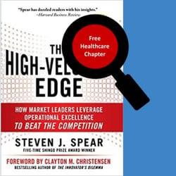 The High-Velocity Edge: Healthcare